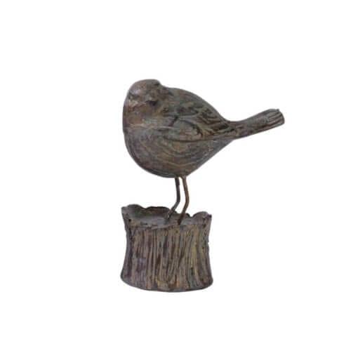 Verdigis Finish Sparrow