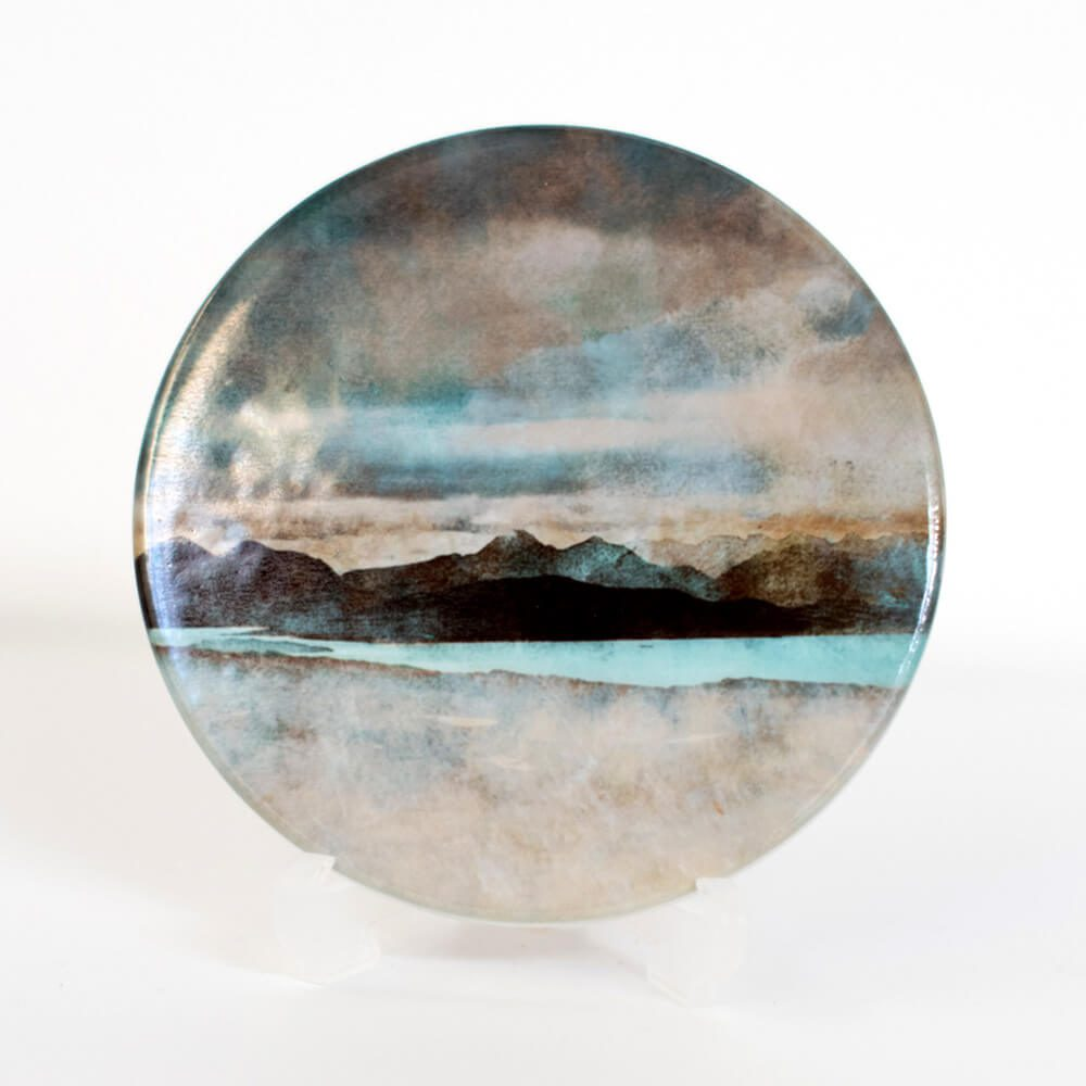 Skye from Belach na ba Apple Cross Cath Waters Coasters