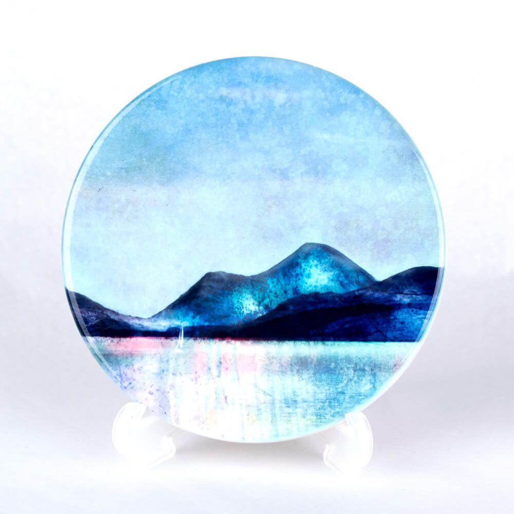 Cath Waters Summer Isles Coaster
