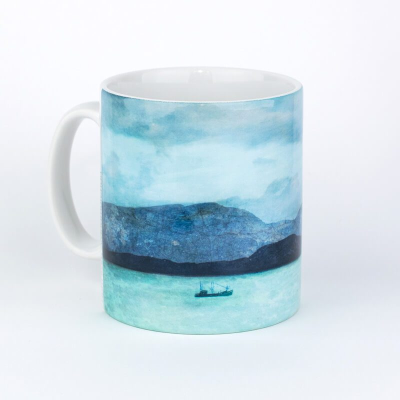 Rum from Ardnamurchan Gift Boxed Mug