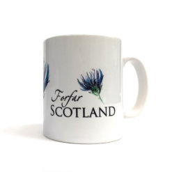 Forfar Thistle Mug