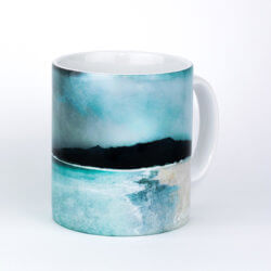 Reef Beach Isle of Lewis Gift Boxed Mug