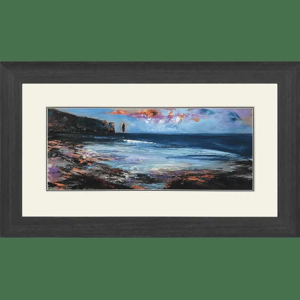Arie Vardi Working of the wind, Sandwood Bay
