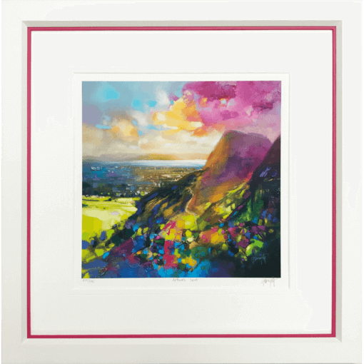 Arthur's Seat by Scott Naismith
