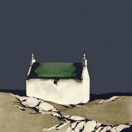 Barra Cottage Dark Sky 10 x 10