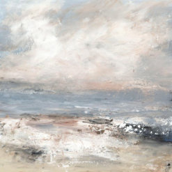 Coral Beach by Hettie Pittman