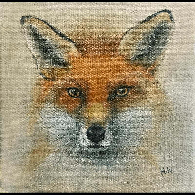 Fox by Helen Welsh