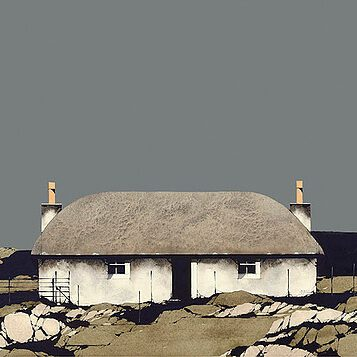Lochboisdale, South Uist detail