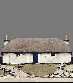 Uist Thatched Cottage detail