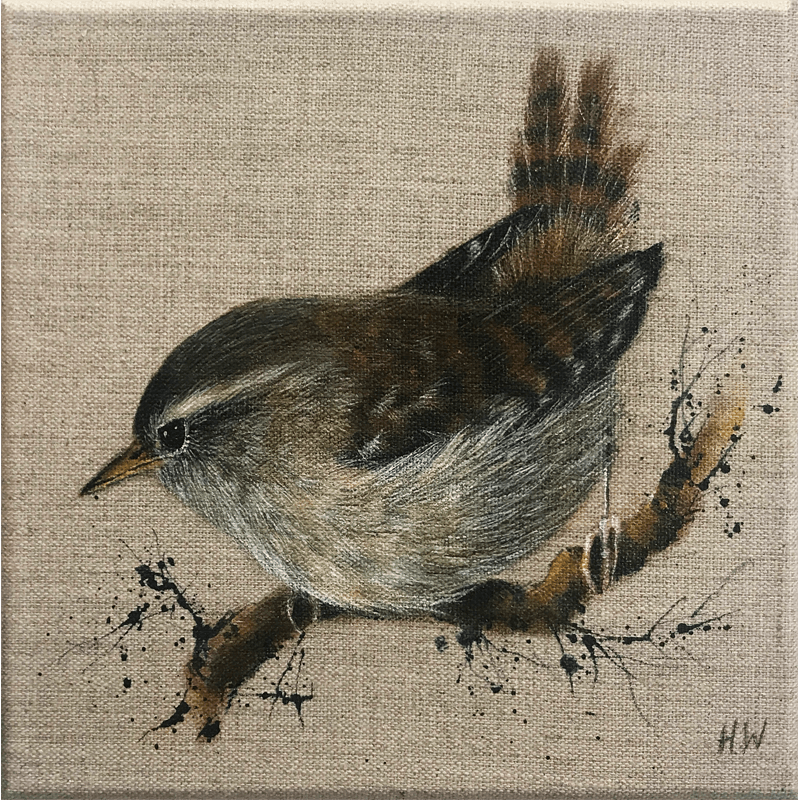 Wren by Helen Welsh