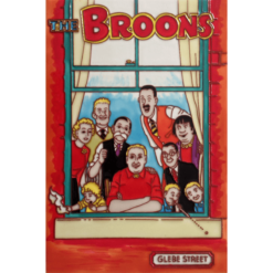 The Broons Window Tile