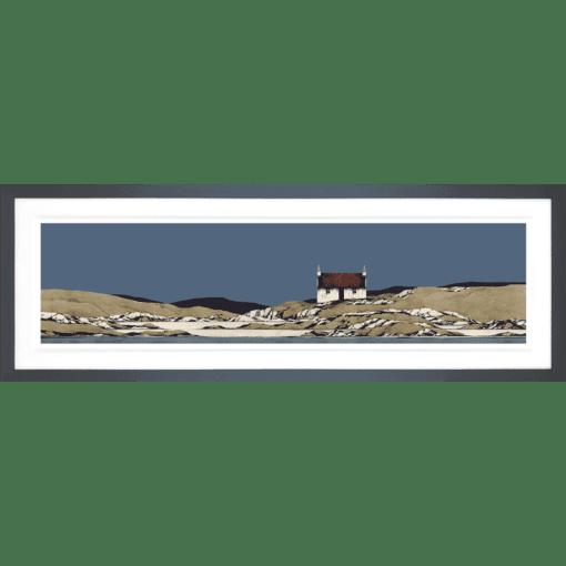 Island Blue by Ron Lawson