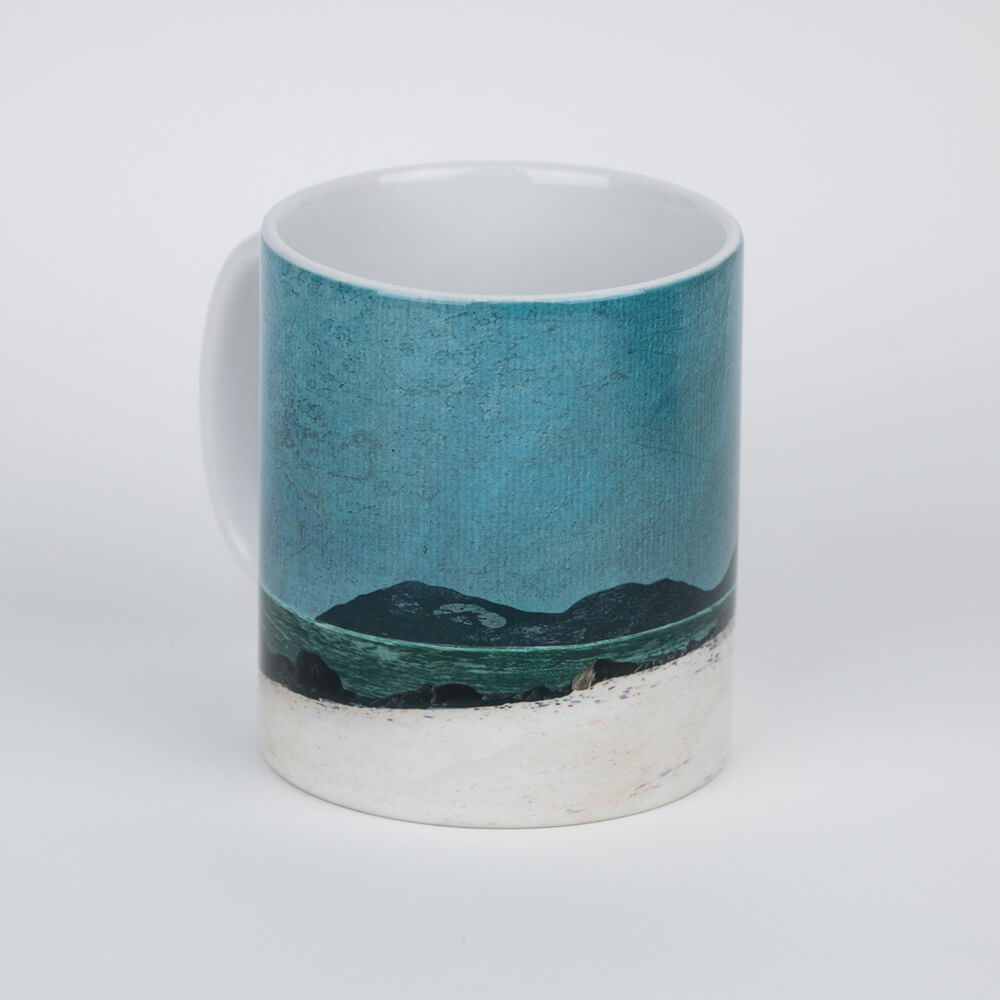 Harris from Coral Beach Cath Waters Mug