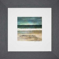 Driftwood_Small print framed