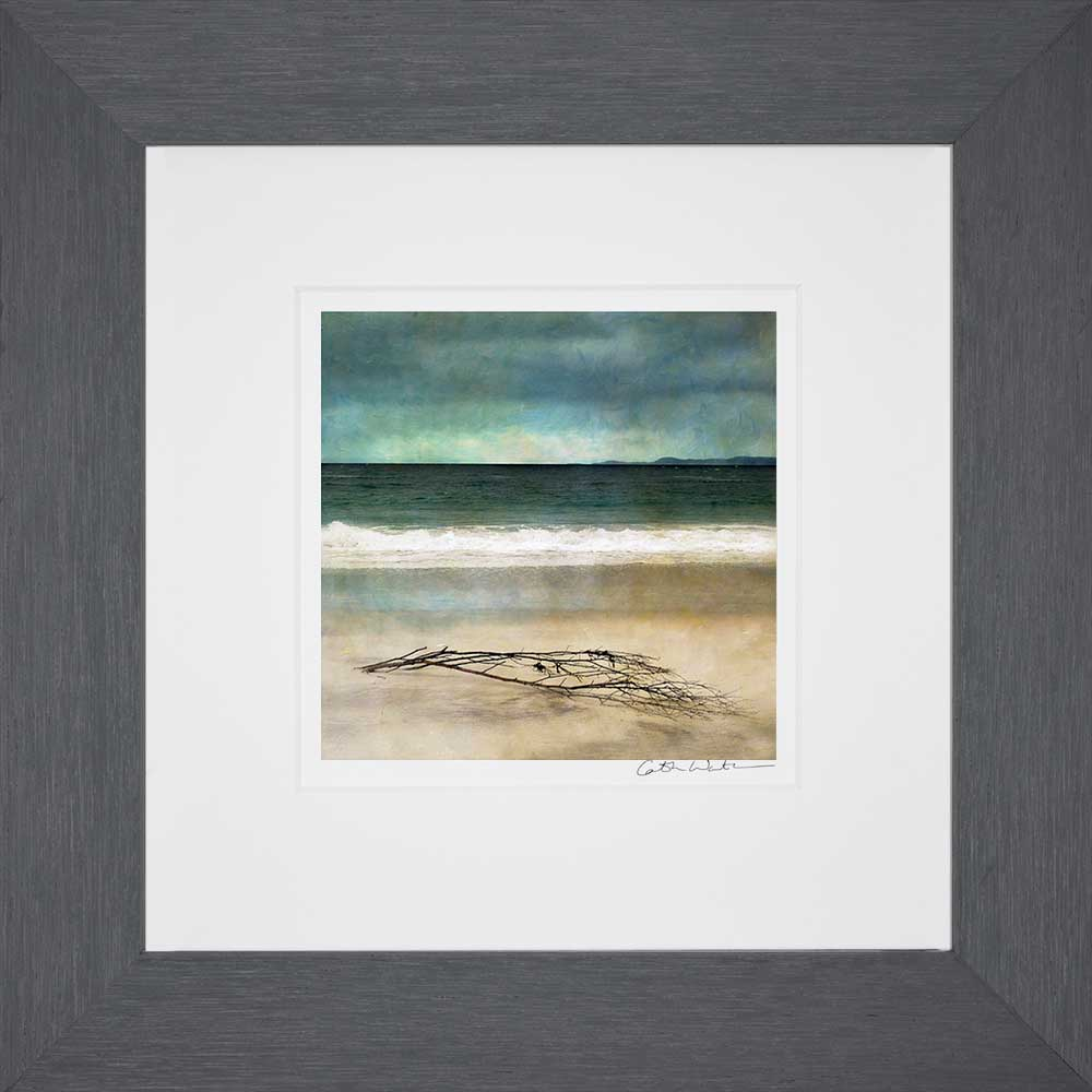Driftwood_Small print framed
