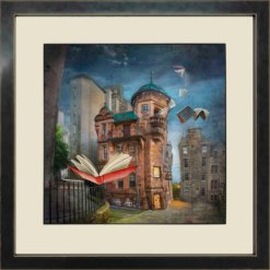 The Writer's Museum by Matylda Konecha