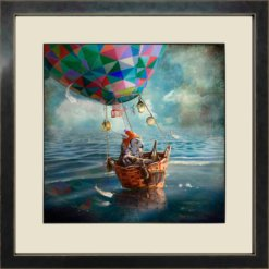 The Balloonist by Matylda Konecha