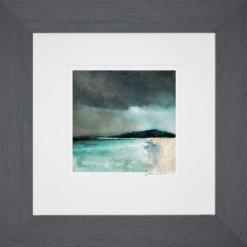 Reef Beach Isle of Lewis_Small print framed