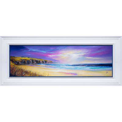 The Colours of Lunan Bay Original 2