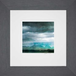 The Cuillin Isle Of Skye_Small print framed