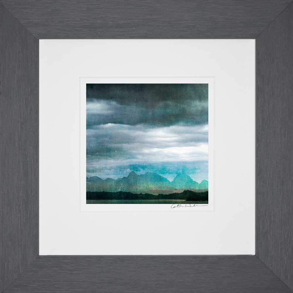The Cuillin Isle Of Skye_Small print framed