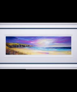 Douglas Roulston The Colours of Lunan Bay