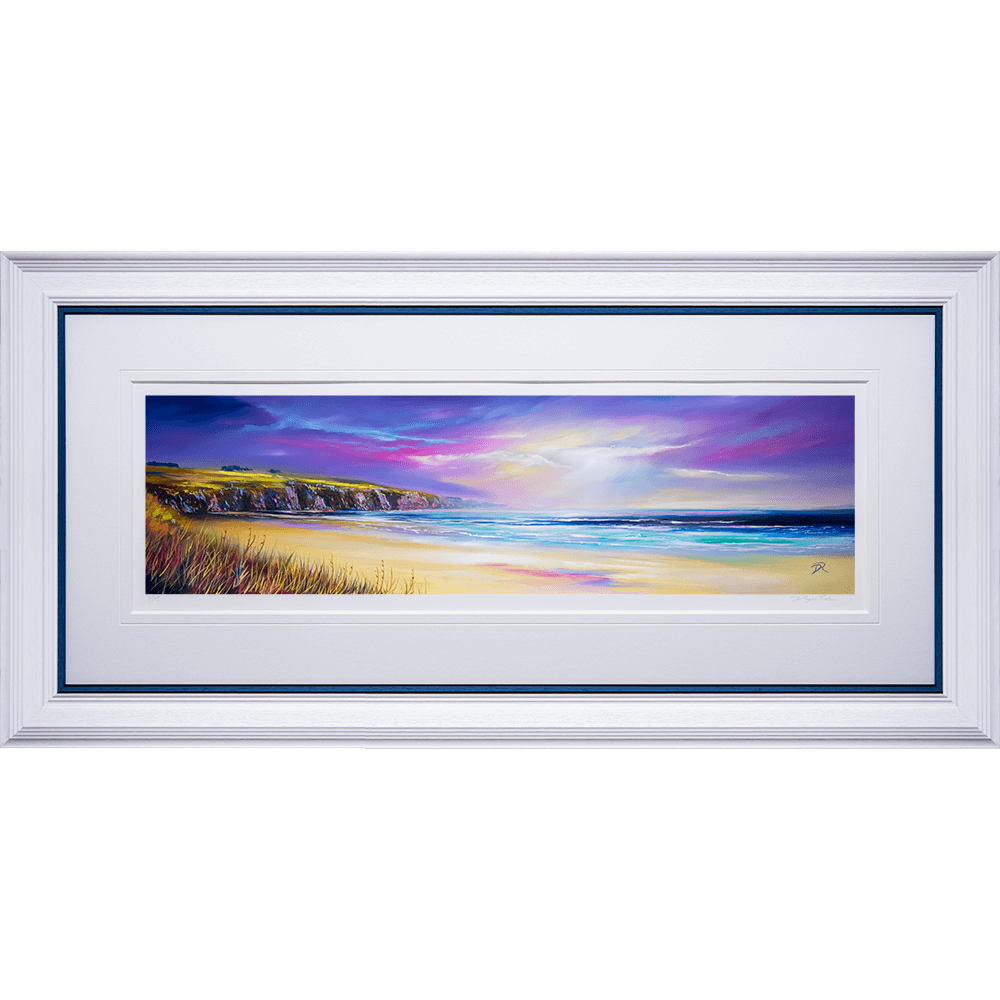 Douglas Roulston The Colours of Lunan Bay