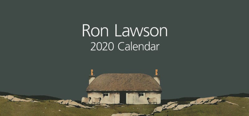 Ron Lawson Calendar 2020 blog
