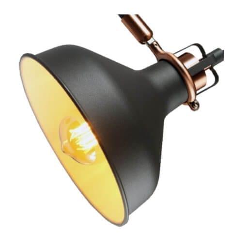 desk lamp black shade