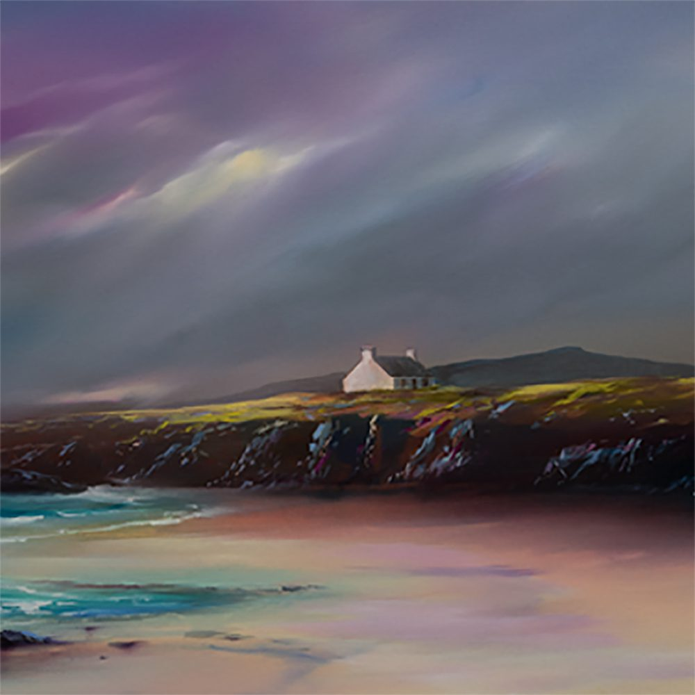 Douglas Roulston The Spirit of Clachtoll_detail