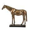 Drambuie Bronze Horse Sculpture Head Up 703275